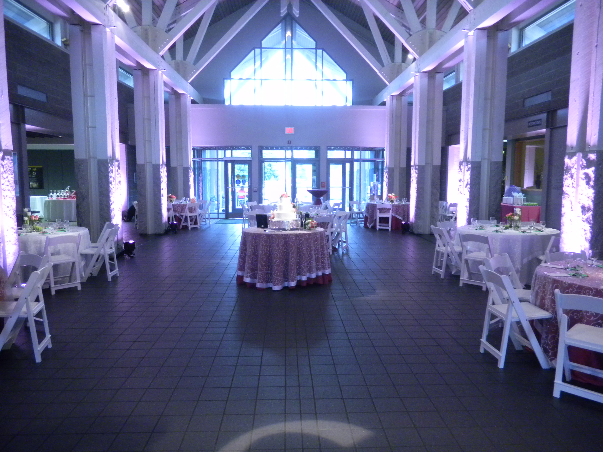 Charmant Norfolk Botanical Gardens Wedding. Spring Weddings Blue Steel Lighting  Design